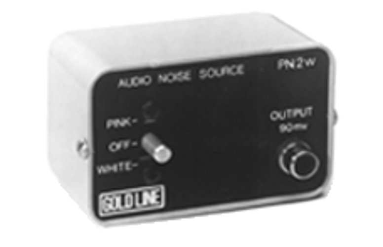Goldline PN2W Pink/White Noise Generator