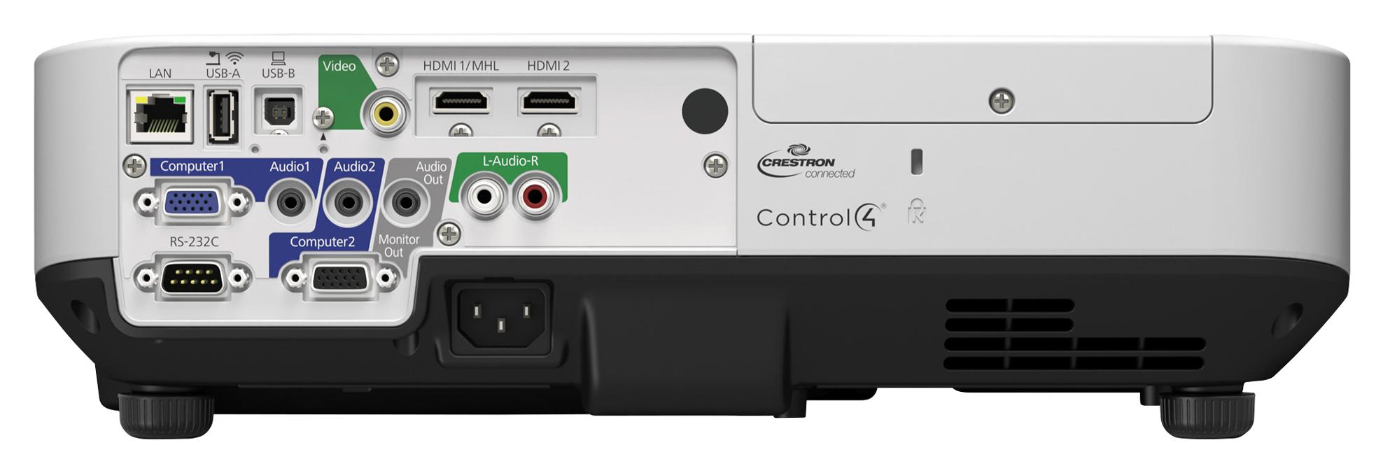 4200 Lumen XGA 3LCD Projector