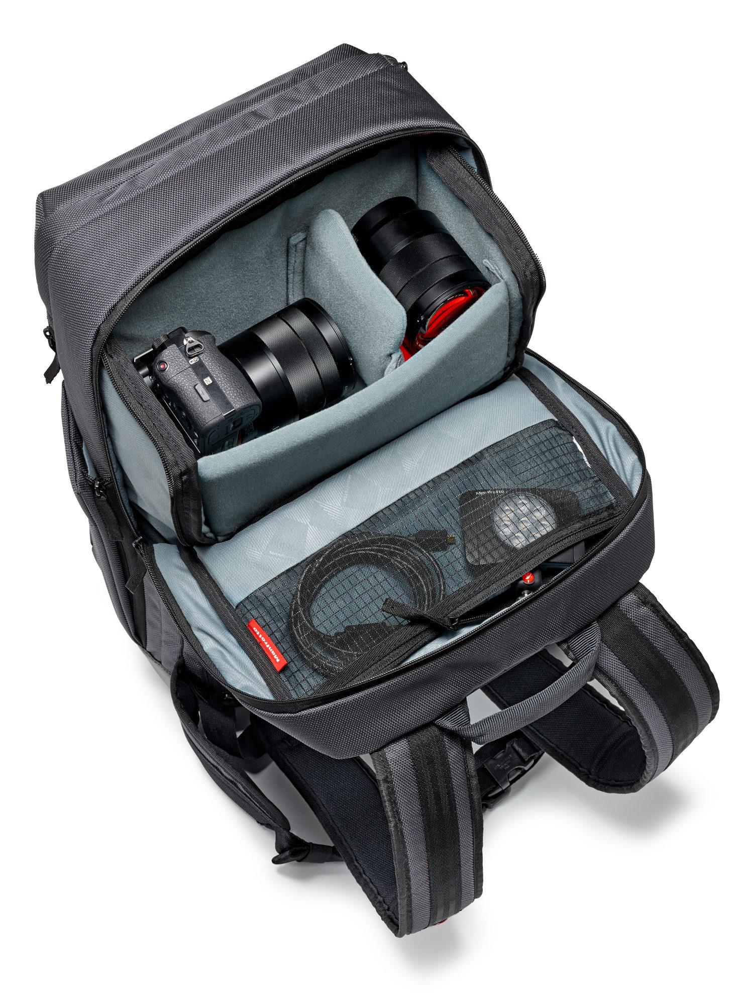 Manfrotto MB MN-BP-MV-50 Manhattan Mover-50 Camera Backpack MB-MN-BP-MV-50