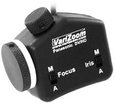 Focus/Iris Control for HVX200 & DVX100B Camcorders