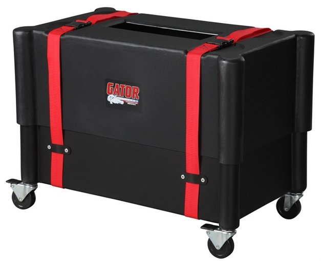 "2 x 12"" Roto-Mold Combo Guitar Amp Case"