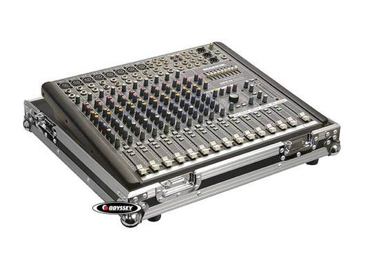 Flight Zone Series Case for Mackie CFX 12 / CFX 12 MKII Mixing Consoles