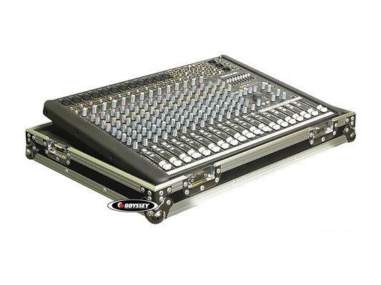 Flight Zone Series Case for Mackie CFX 16 / CFX 16 MKII Mixing Consoles