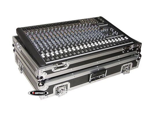 Flight Zone Series Case for Mackie CFX 20 / CFX 20 MKII / ProFX22 Mixing Consoles