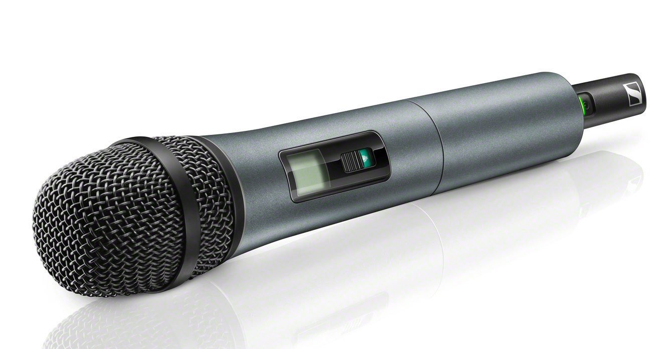Vocal Set Wireless System with Handheld Transmitter, 865 Capsule