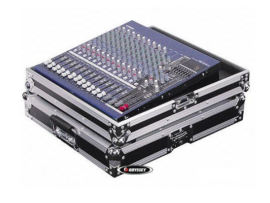 Flight Zone Series Mixing Console Case for Yamaha MG16E / MG16FX