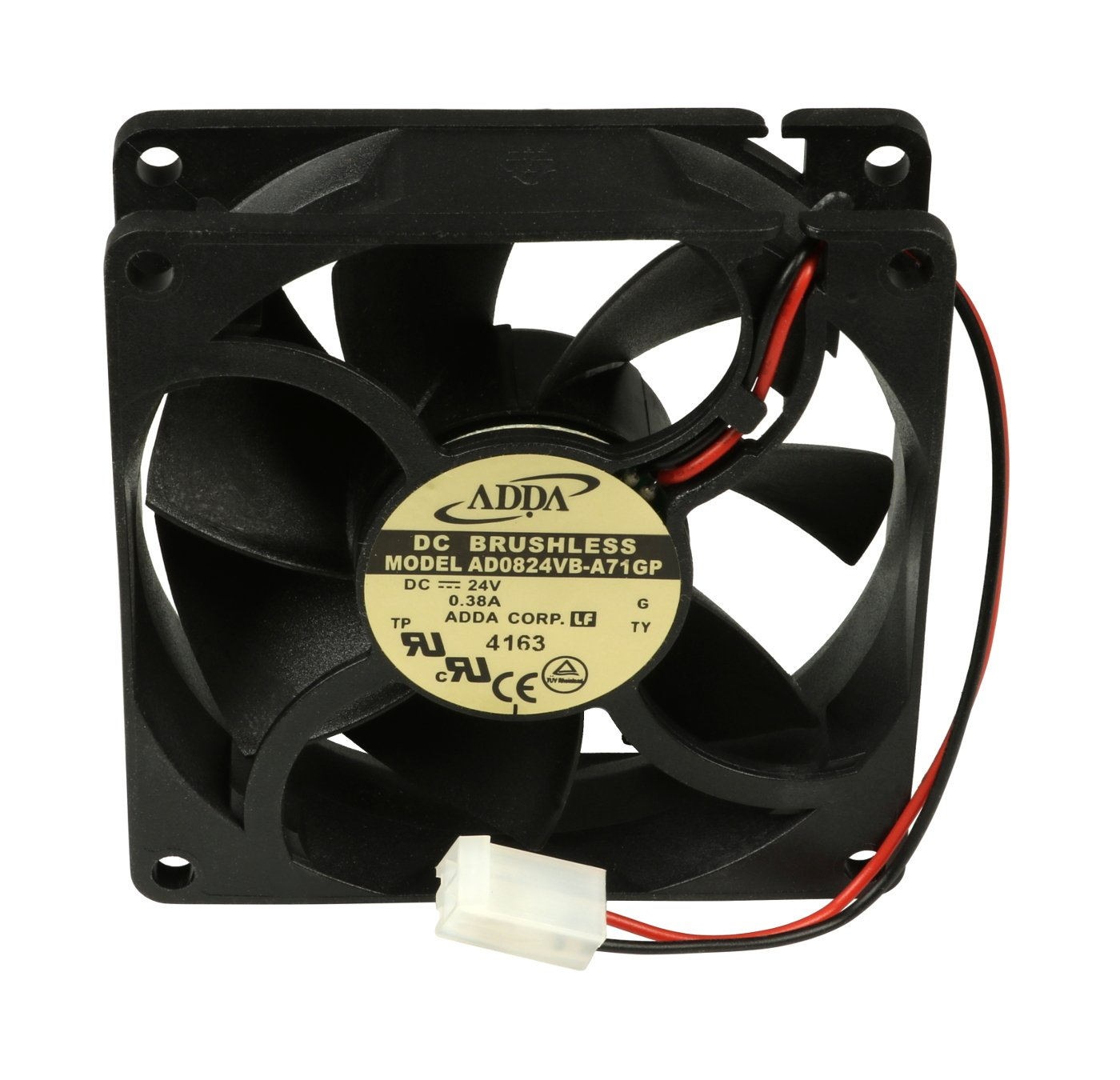 Crest 30907833 Fan Assembly for CA6 and CA9 30907833
