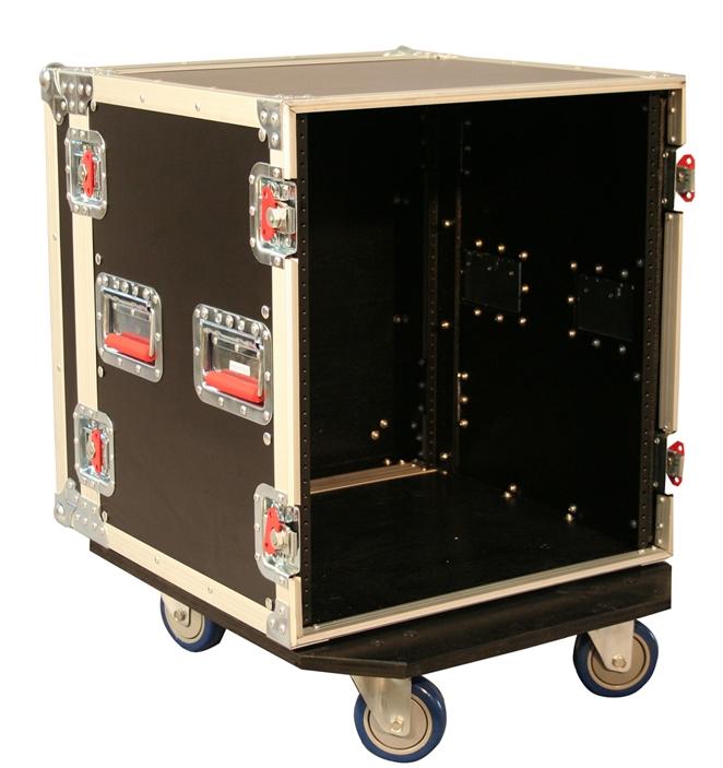 12RU Tour Style ATA Rack Case