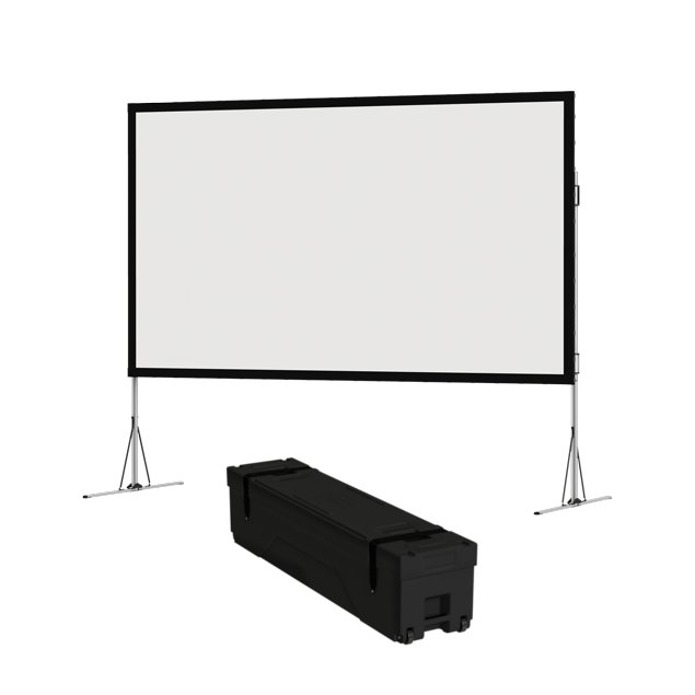 """Fast-Fold NXT Screen System - 90"""" x 160"""" with Da-Tex Screen Surface"""