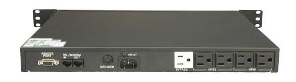 Line Interactive 600 Watt UPS