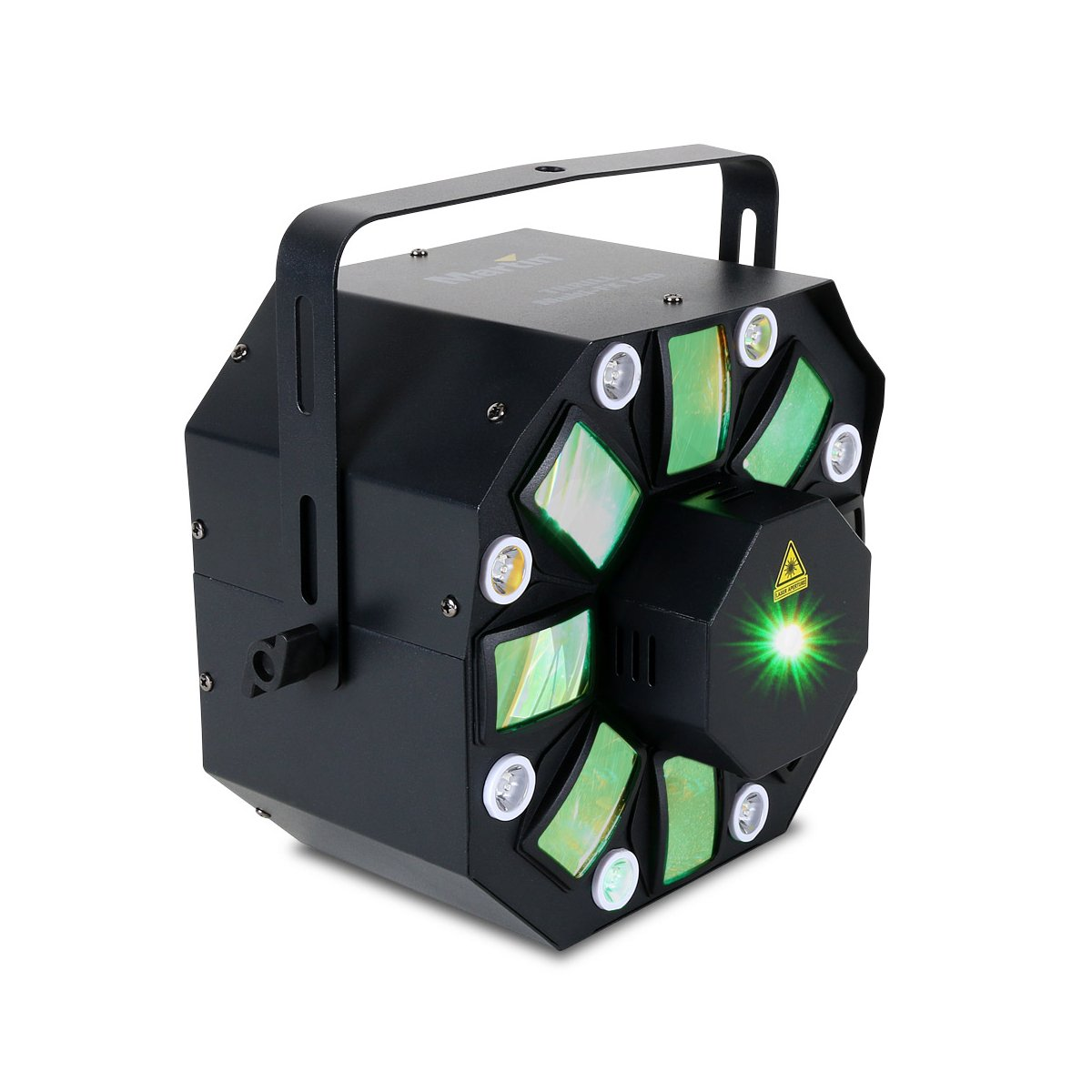 THRILL Multi-FX Wash Light, Laser, and Strobe Effects Fixture by