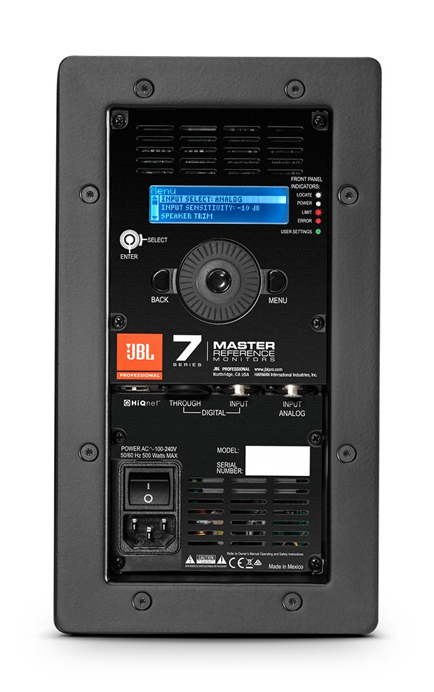7 Series 5-Inch Bi-amplified Master Reference Studio Monitor