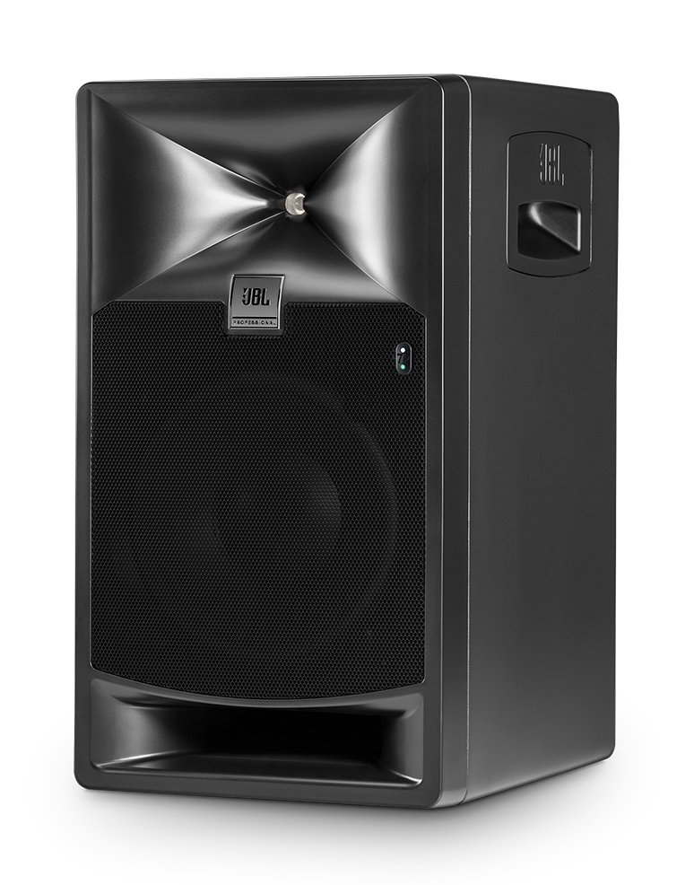 jbl lsr708p 7 series 8 inch bi amplified master reference studio monitor full compass systems. Black Bedroom Furniture Sets. Home Design Ideas