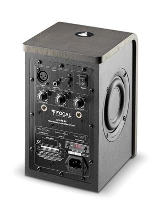 "4"" Powered Studio Monitor, Single Monitor"