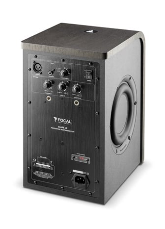 "Focal Shape 65 6.5"" Powered Studio Monitor, Single Monitor SHAPE-65"