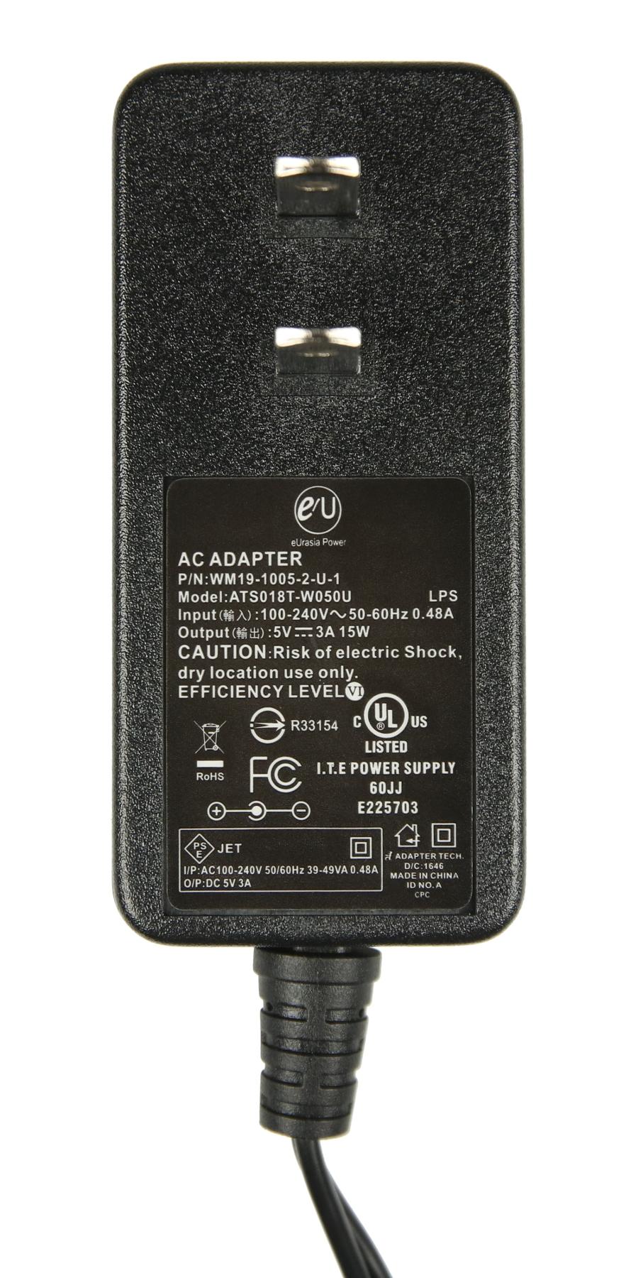 AC50 Power Supply