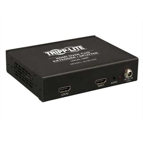 HDMI over Cat5 Extender/Splitter, 4-Port