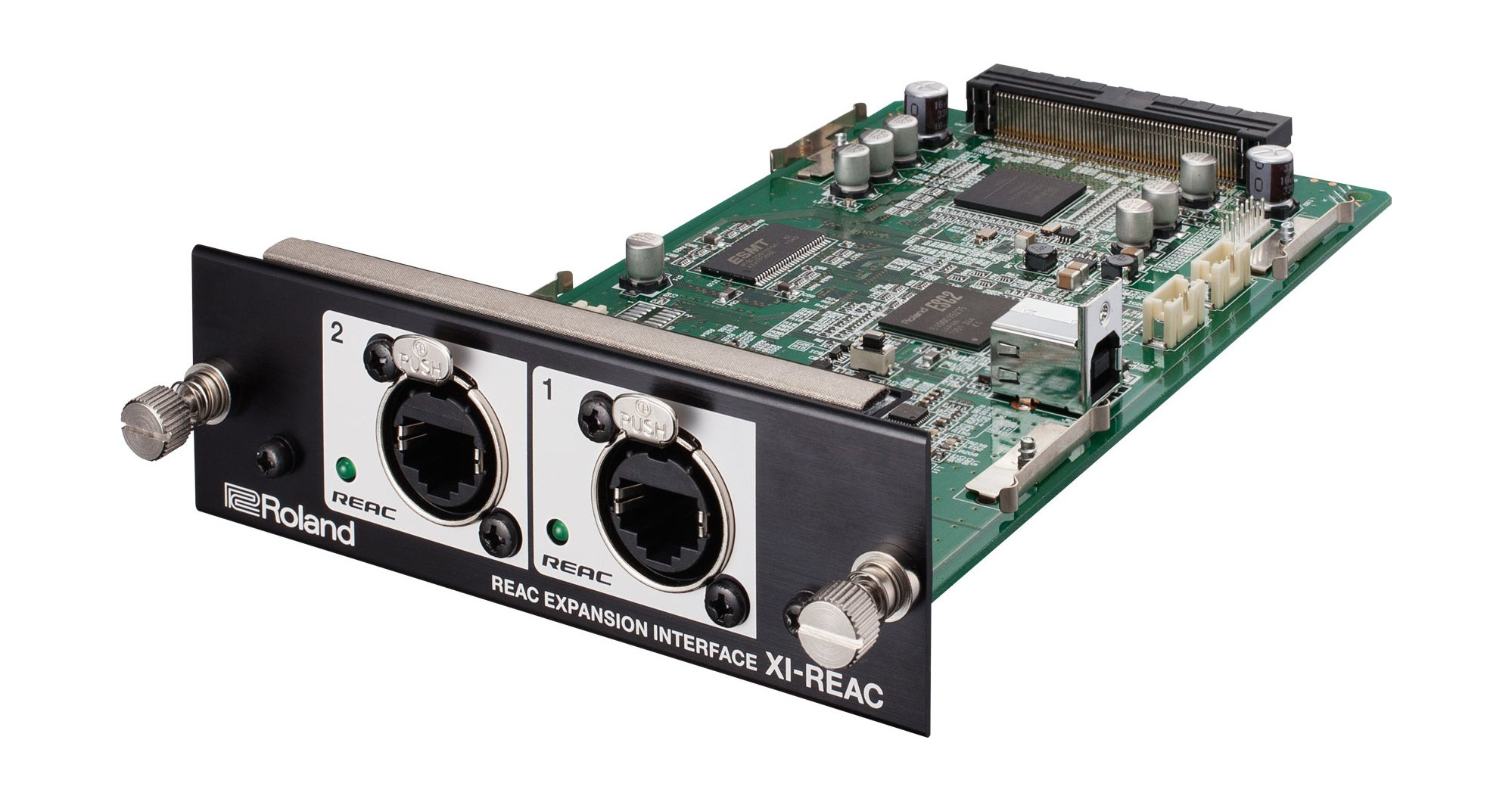 REAC Expansion Interface Card
