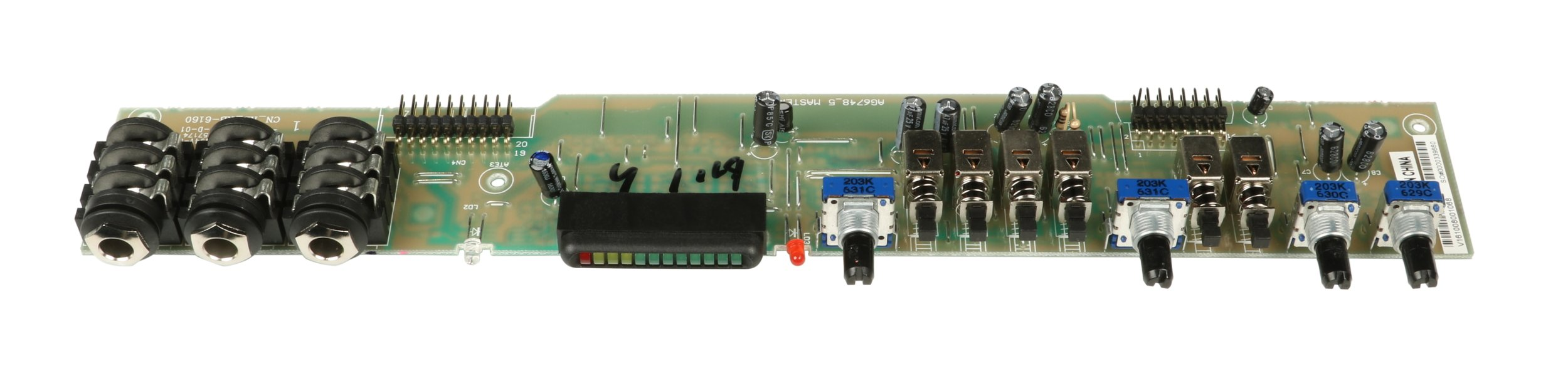 Master PCB for ZED 2