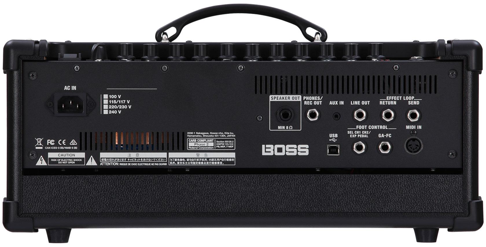 100W Guitar Amplifier