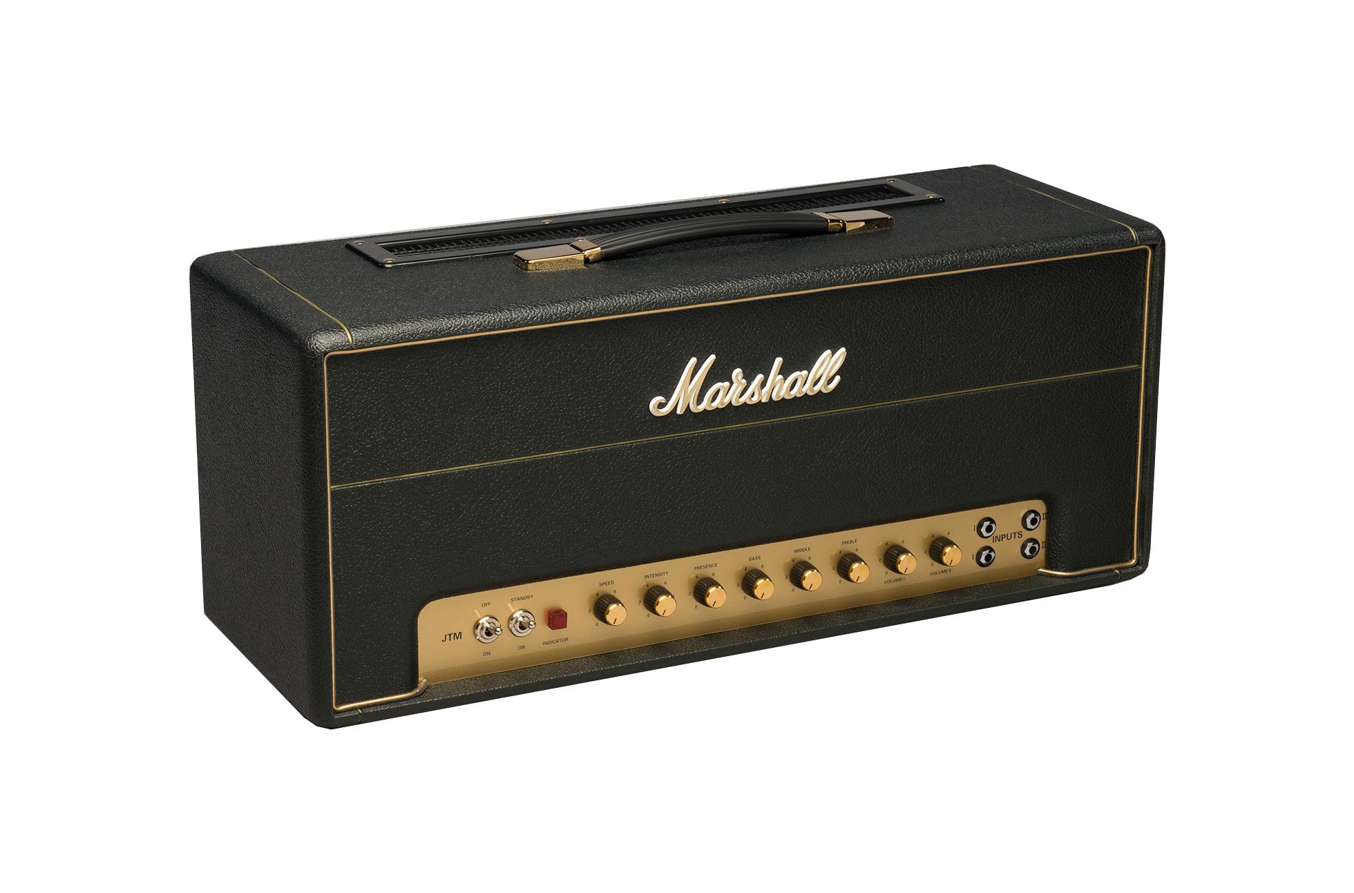Handwired 'Bluesbreaker' 30W 2-Ch Electric Guitar Amplifier Head