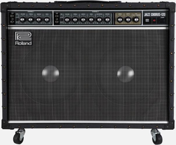 """120 Watts Dual 12"""" Guitar Amplifier"""