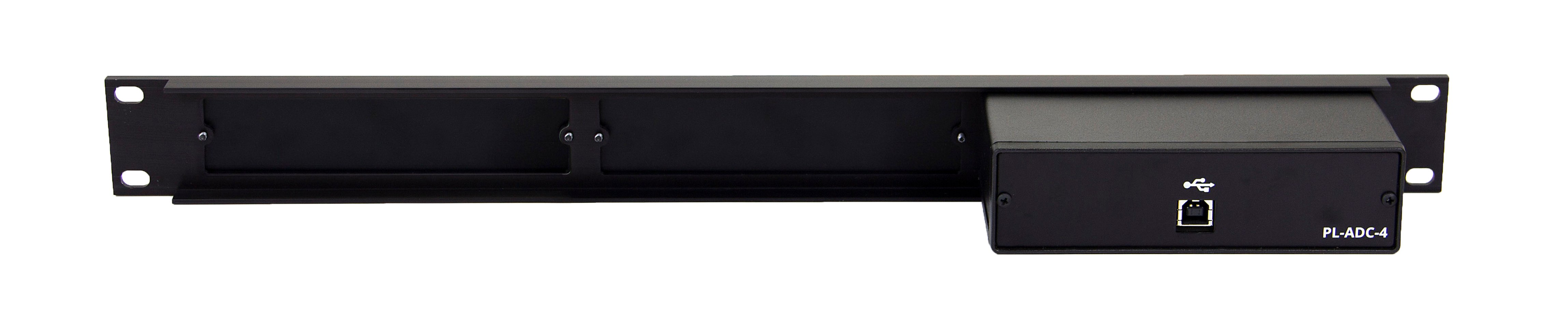 ListenWiFi 4 Stereo / 8 Mono Channel Audio Interface, 1 RU
