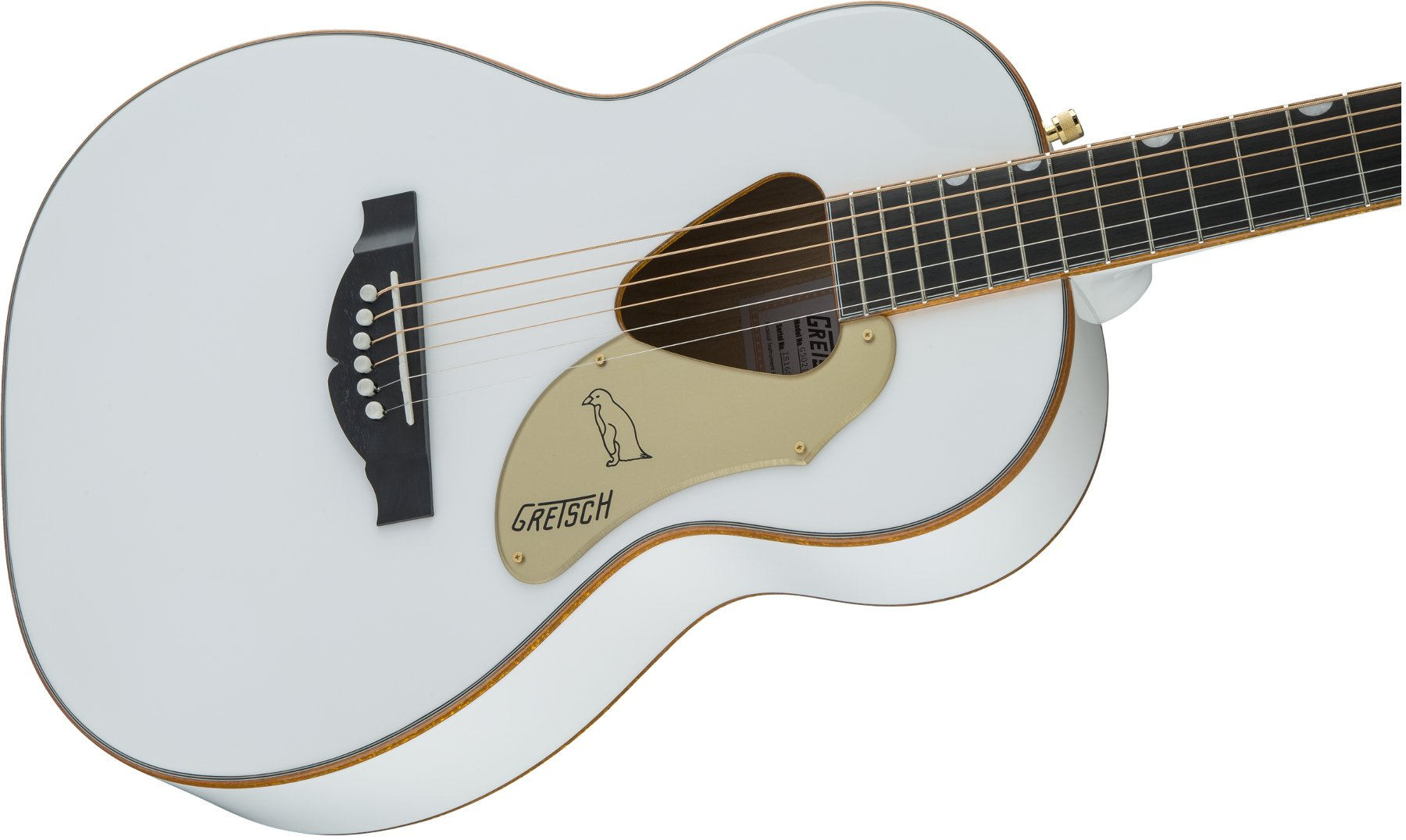 Gretsch Guitars G5021WPE Rancher Penguin Parlor Acoustic/Electric, Fishman Pickup System G5021WPE