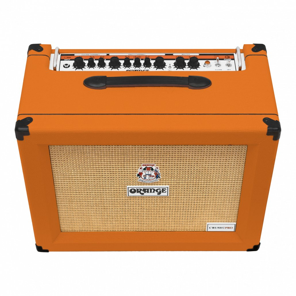 "60W 1x12"" Crush Guitar Solid-State Combo Amplifier with Reverb"