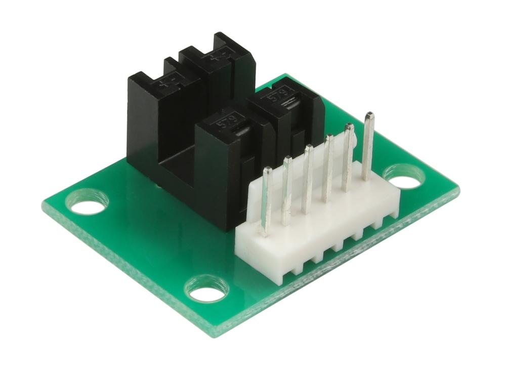 5mm Duo Optic Sensor PCB for MAC2000