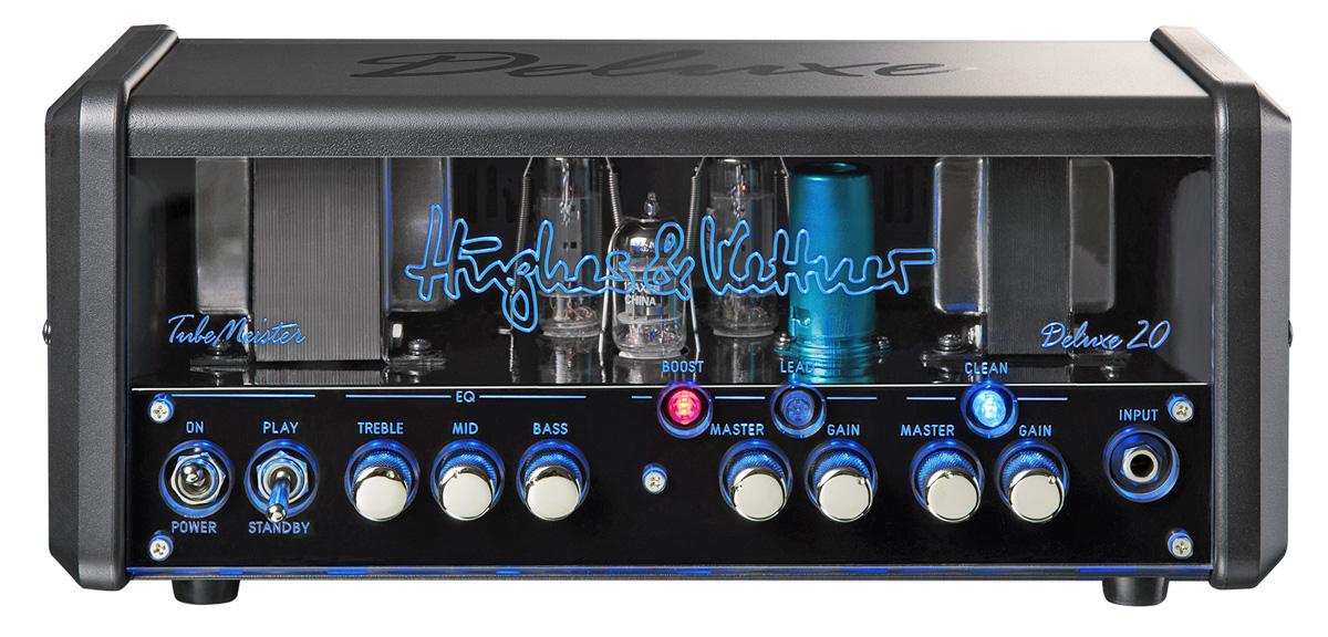 Hughes & Kettner Tubemeister Deluxe 20 20W Tube Amp Head TM20DH