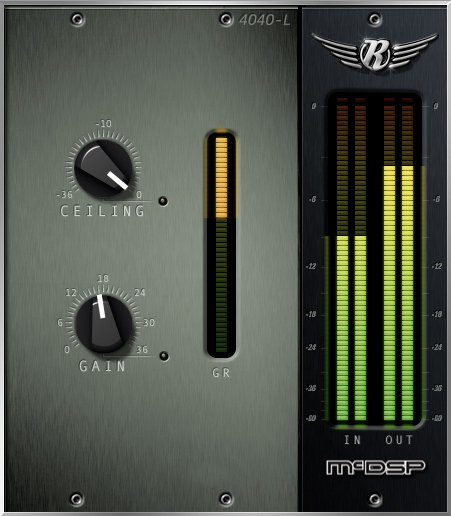 Retro Limiter Plugin, AAX Native/AU/VST Version [DOWNLOAD]