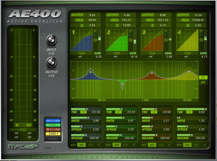 Active EQ Native Plugin [DOWNLOAD]