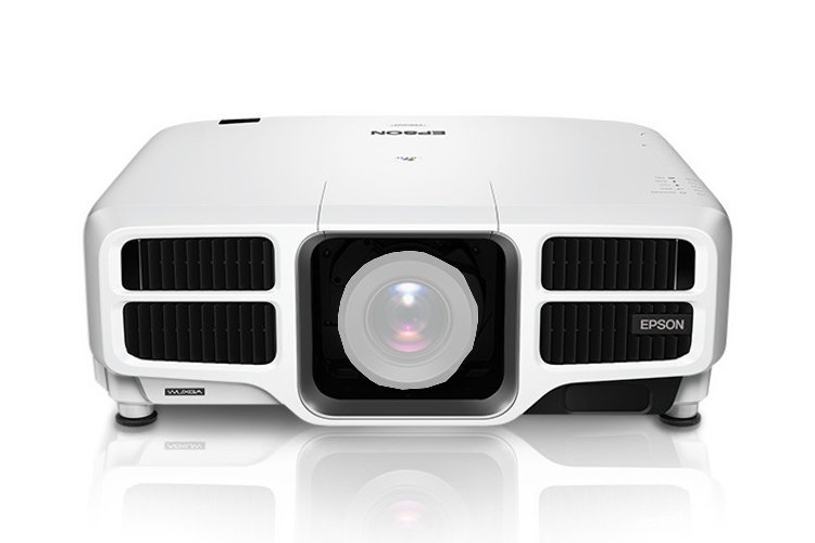 12,000 WUXGA Lumens Projector with No Lens