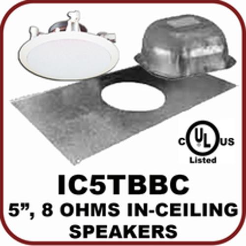 Passive Speaker Kit with Hardware