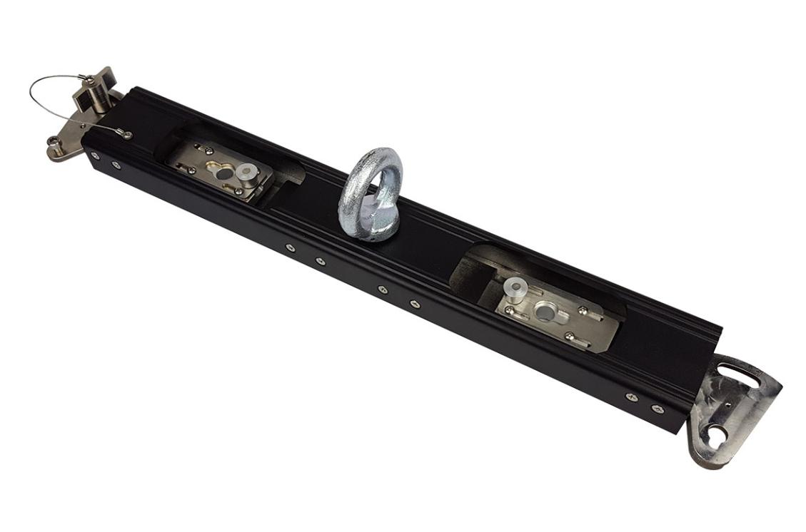 Blizzard IRiS R3 Fly 1 Single Panel Rigging Bar for Iris LED Wall Panel    Full Compass