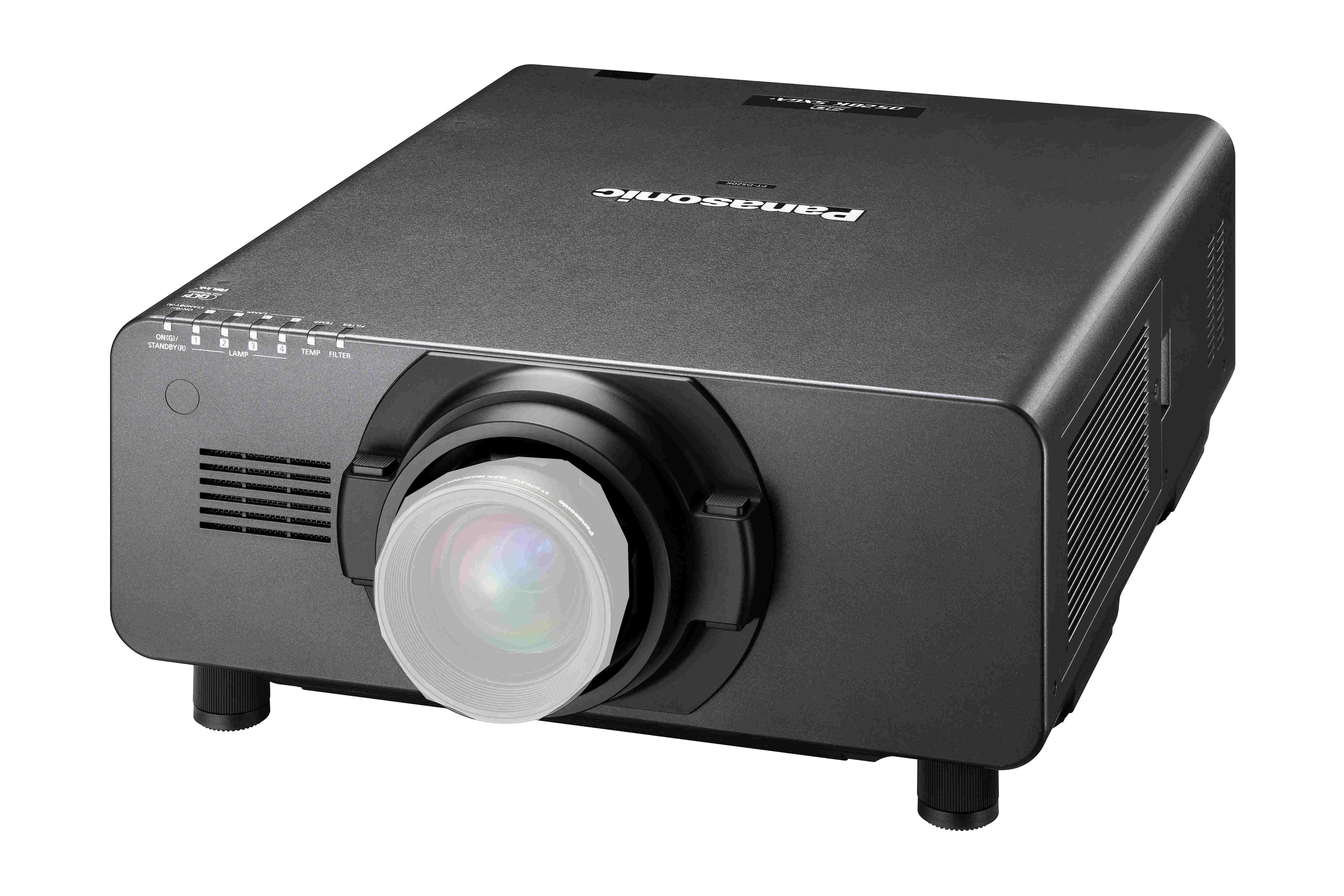 20,000 lumen SXGA+ 3DLP Projector with No Lens