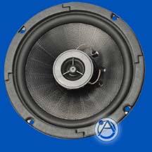 """6"""" Strategy Series Coaxial Loudspeaker (UL Listed) 70.7V-4W xfmr"""