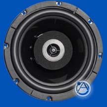 """8"""" Strategy Series Coaxial Loudspeakers 70.7V-16W xfmr"""
