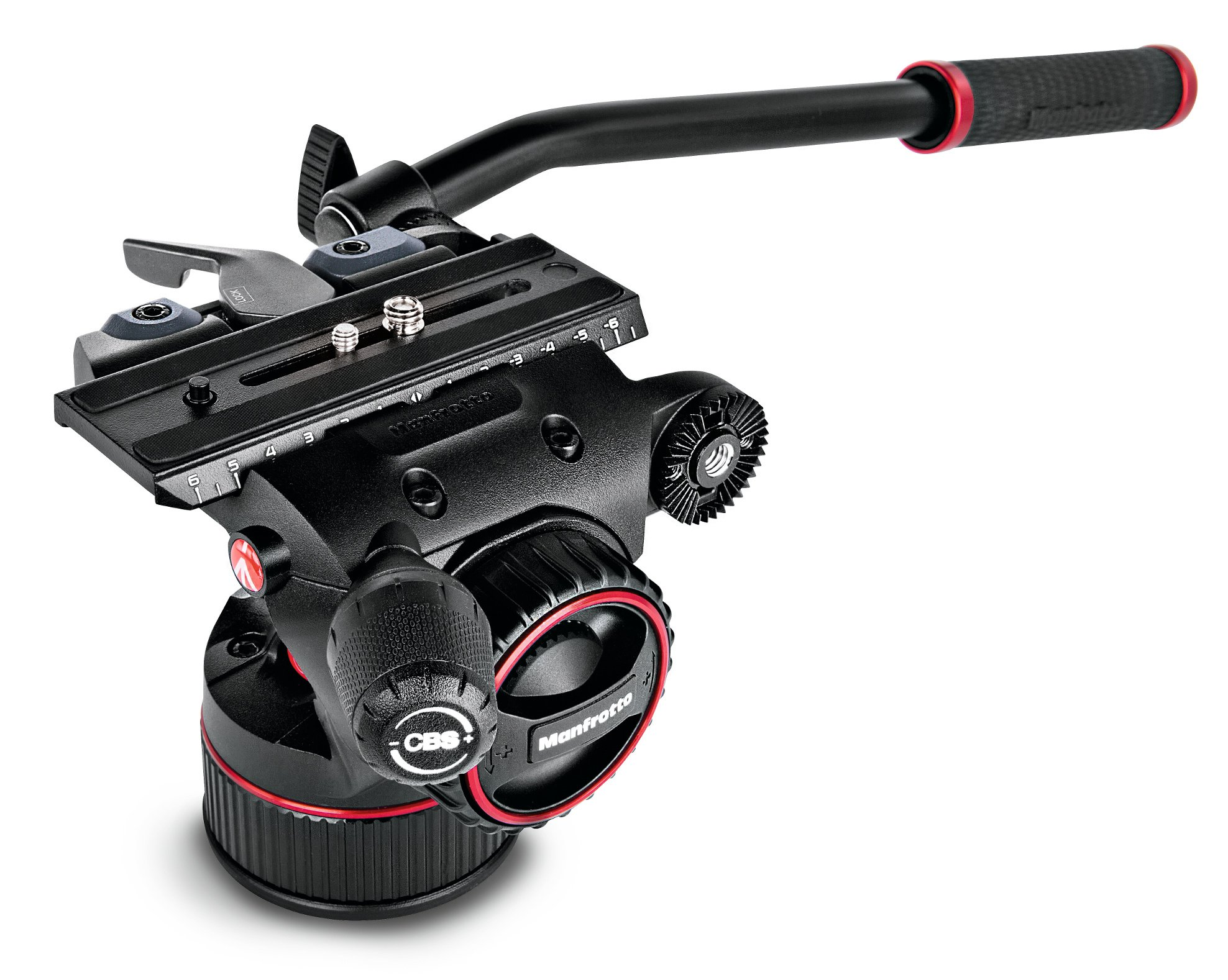 Fluid Video Head and Carbon Fiber Video Tripod Kit