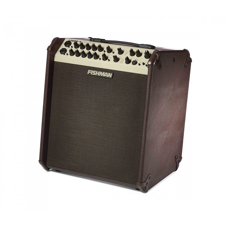 2-Ch 180W Acoustic Guitar Amplifier with Kickstand