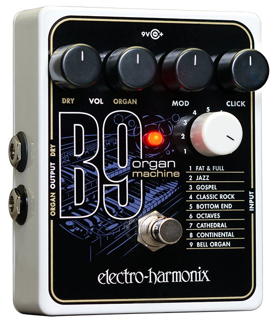 Organ Machine Effect Pedal