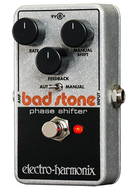 Analog Phase Shifter Guitar Pedal