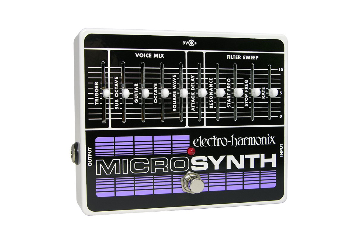 Analog Guitar Microsynth, PSU Included