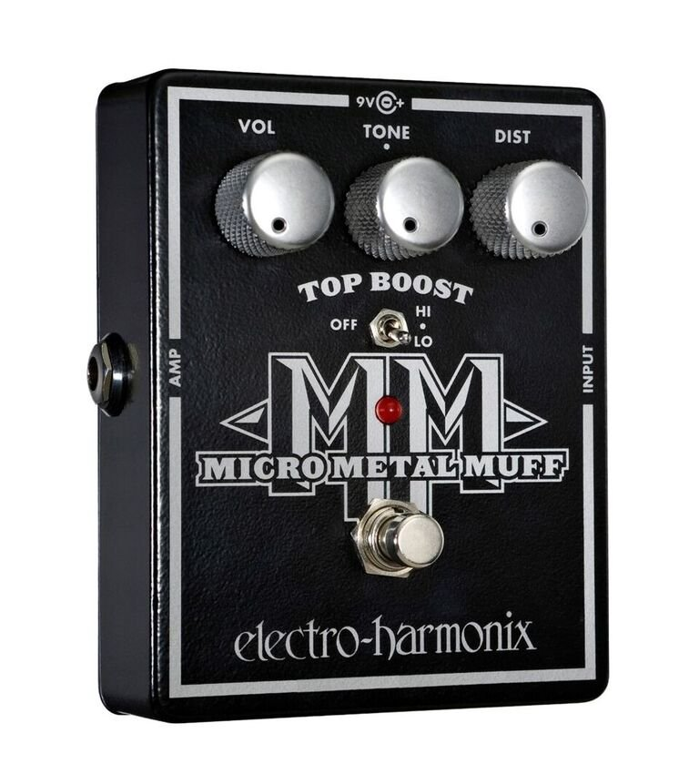 Metal Distortion with Top Boost