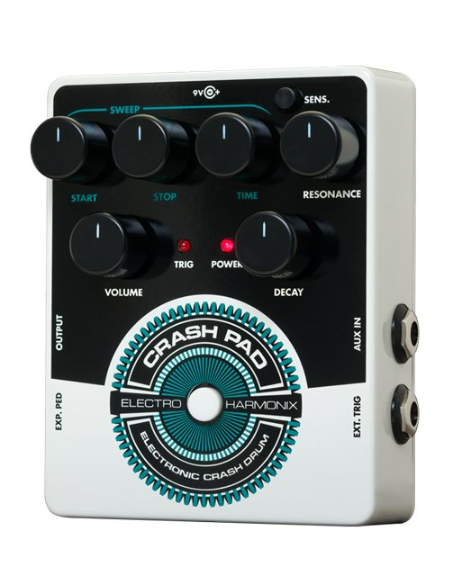 Electronic Crash Drum Synthesizer