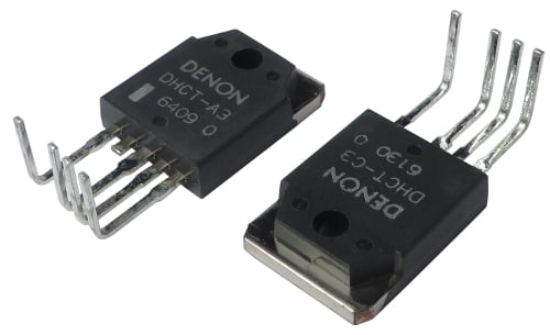 Two DHCTC3 Transistors for AVR-3806