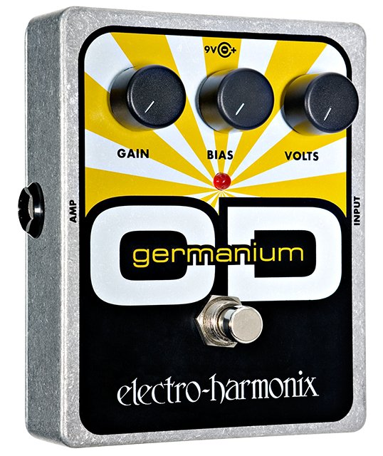 Germanium Transistor Overdrive Pedal
