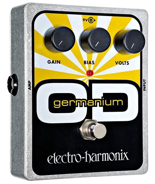 Germanium Transistor Overdrive Pedal