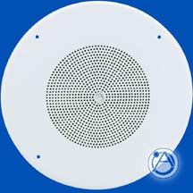 Pre-assembled baffle, 5 oz Loudspeaker 70.7V-5W xfmr/51-8